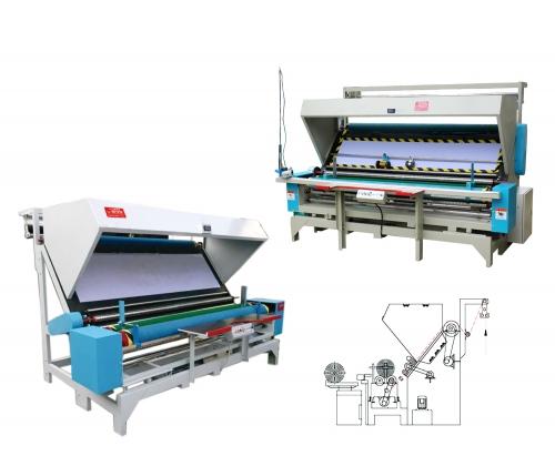 太仓LG-槽钢型验布卷布机
